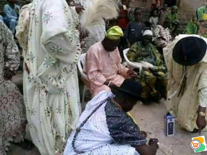 The best powerful spiritual Father of native doctor in Yoruba land Nigeria Africa