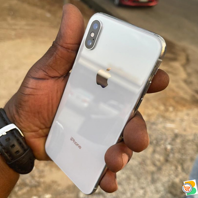Neatly foreign used iPhone x available