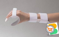 Hand resting splint shield IN NIGERIA BY SCANTRIK MEDICAl