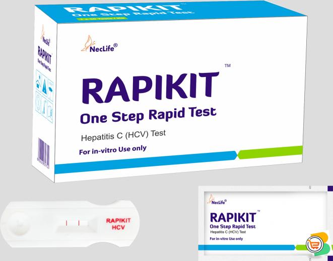 HCV Kit IN NIGERIA BY SCANTRIK MEDICAL SUPPLIES