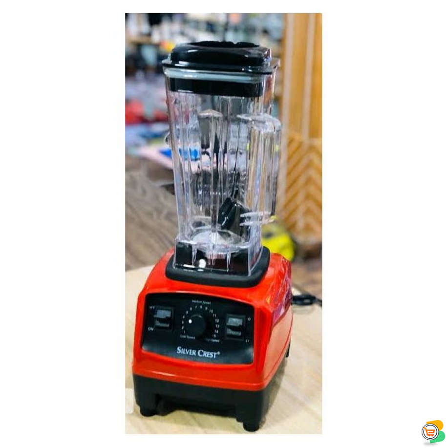 Silver Crest Blender For Grinding Beans, Corn & Other Grains (Call or Whatsapp - 08037643959)