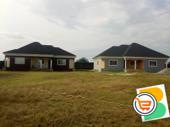 Newly and Neatly Built, 3 Bedroom Bungalow All rooms en-suite with a guest toilet