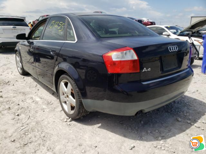 AUDI A4 2003 FOR SALE CALL 09060118688