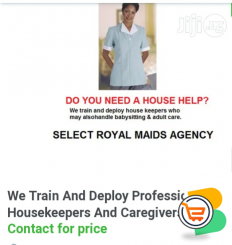 We train and deploy Housekeepers