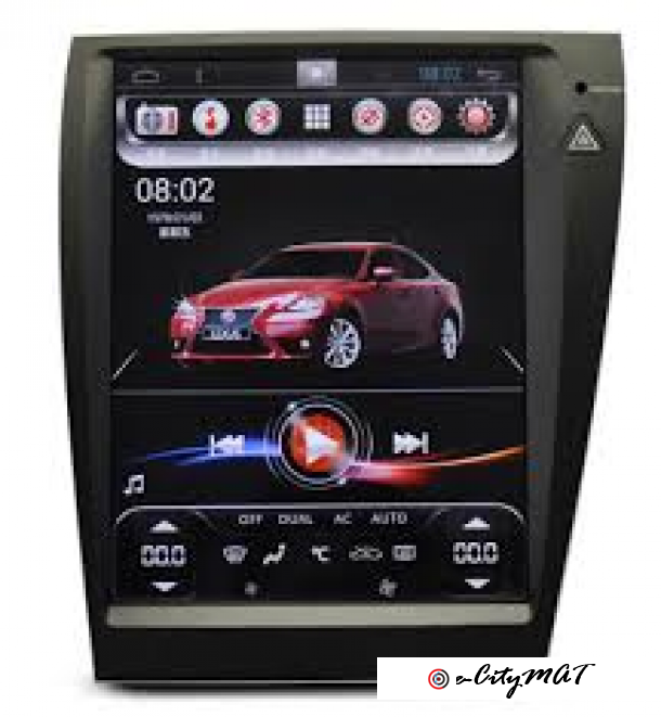 ES 350 Lexus Android Screen