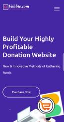 Voobies fundraising app