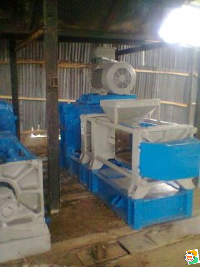 Agro Allied equipments such as palm kernel oil and modern palm oil machineries and storage tanks.