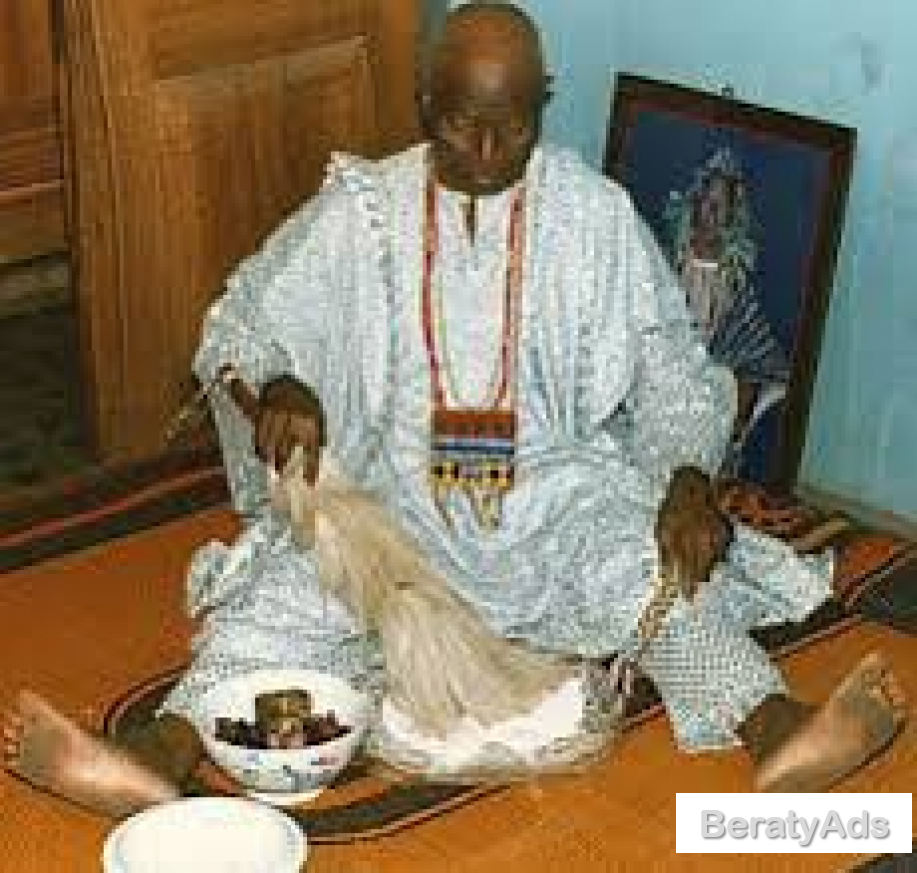 Am the great chief DR IFA EKUNDAYO Is Recognized All Over The World Of Marine Kingdom