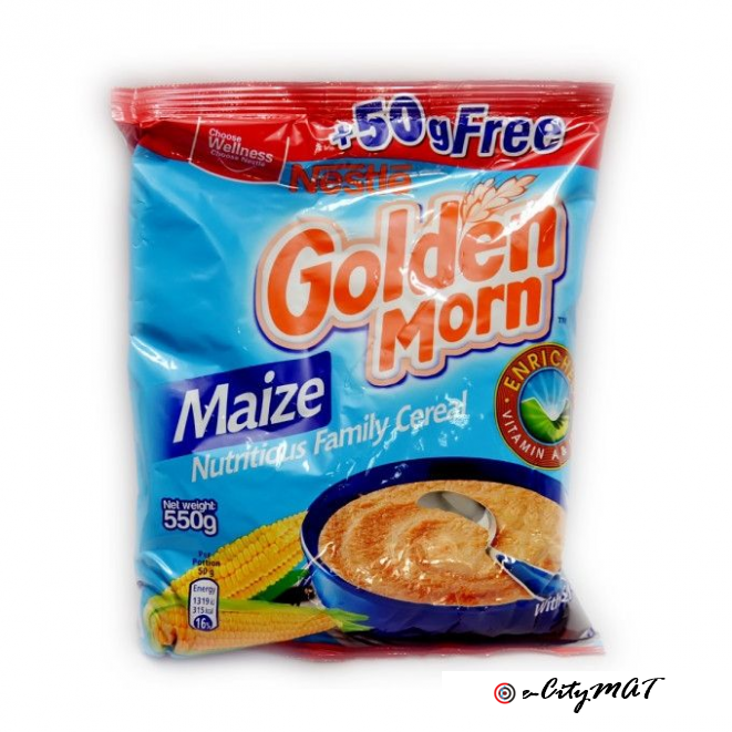 Nestle Golden Morn Cereal - 500g (x 2)