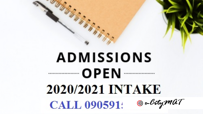 Trinity University Ogun Admission Screening Form 2020/2021 Academic session call (234)9059158007 Dir