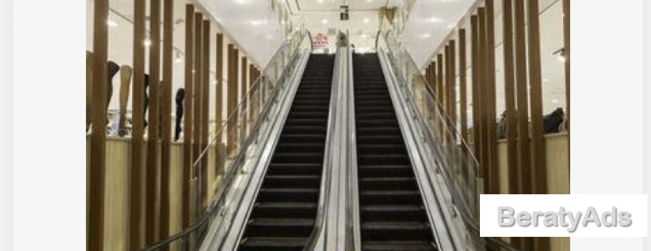 Indoor And Outdoor Escalator With Moving Sidewalk BY HIPHEN SOLUTIONS
