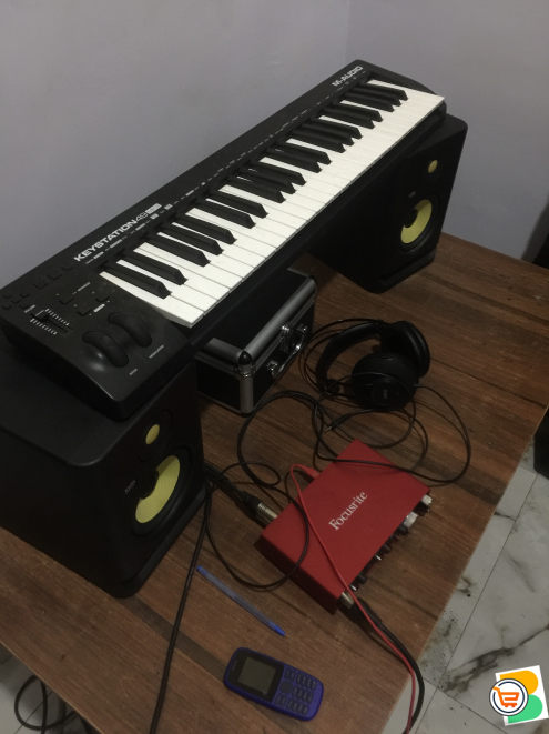 Home music Studio for sale