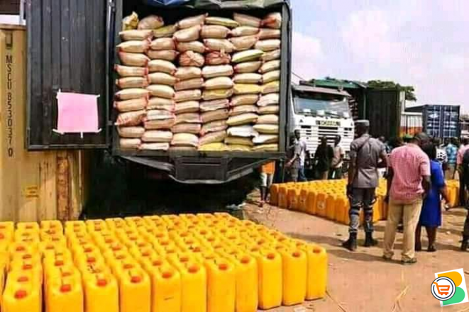 Auction gallons of groundnut oil 25kg