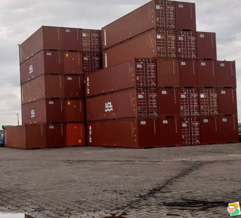 Dry cargo 20ft container for sale