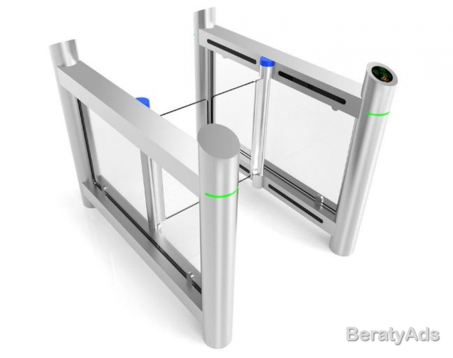 Airport Turnstile Access Control Barrier Gate BY HIPHEN SOLUTIONS