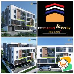 Fully Serviced 1 Bdr flat For Sale at Lekki Phase 1 Estate - Call 08134551017