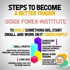 EARN PROFESSIONALLY IN REAL TIME FOREX TRADE @ SISGE FOREX INSTITUTE