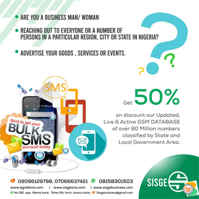 SISGE SUBSCRIPTION SERVICES
