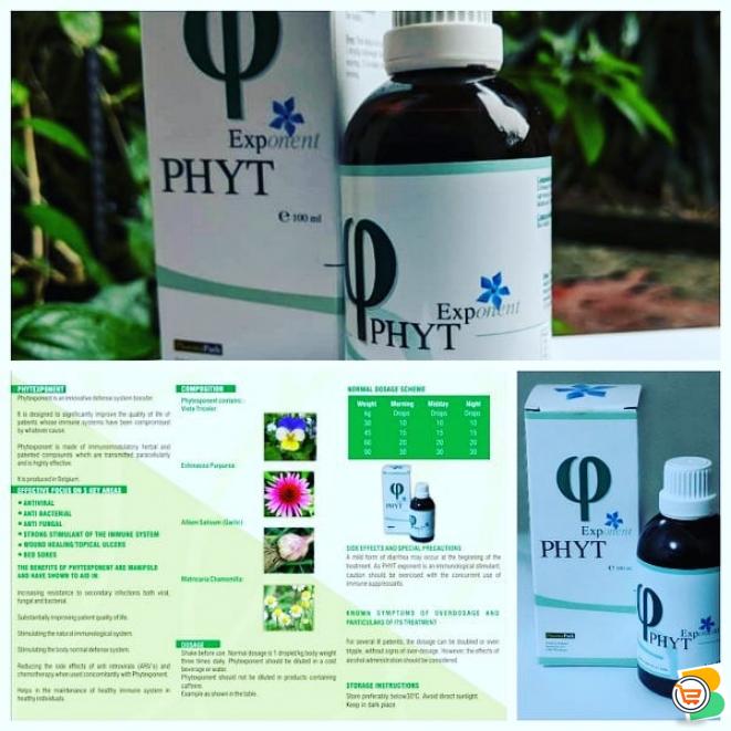 Boost your immunity today with PHYTEXPONENT During This Covid-19 Pandemic - CALL 08033031212