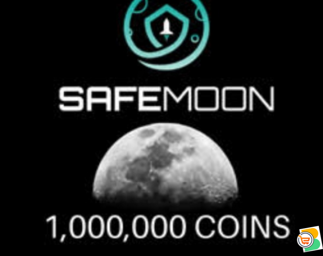FREECOIN AND SAFEMOON COIN FOR SELL
