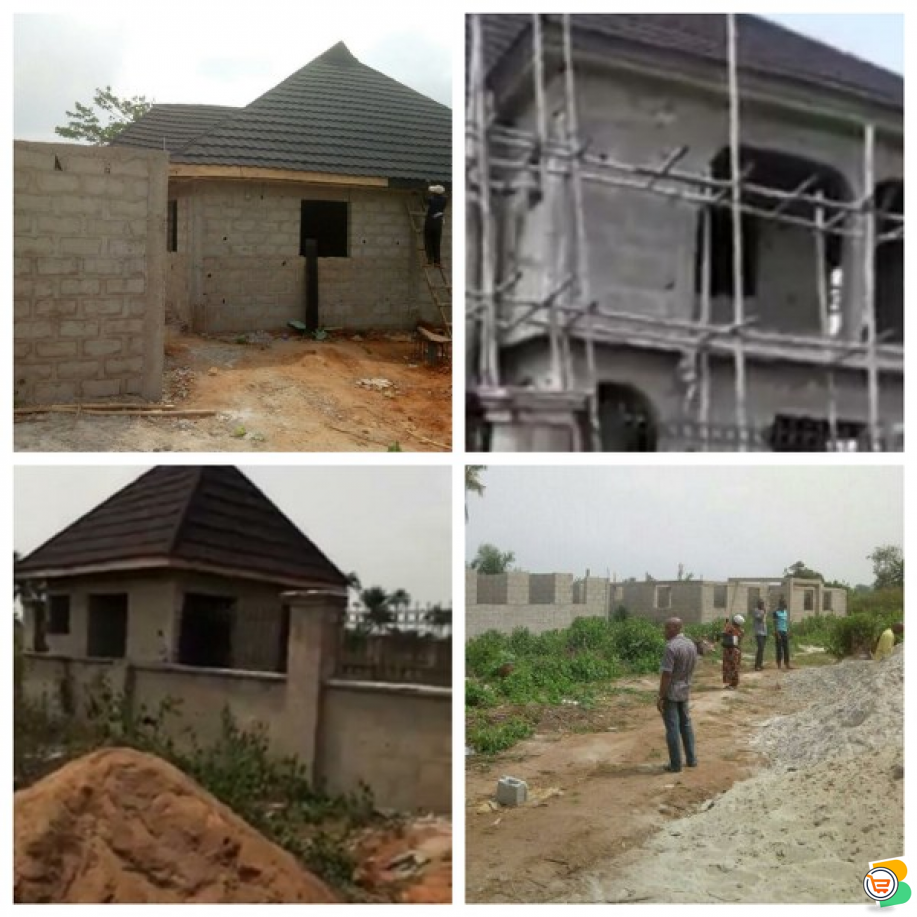 We are Selling Plots of Land at City Garden Estates, Agbara/Alapoti
