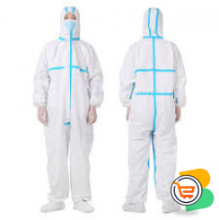 Disposable High Tech Coverall IN NIGERIA BY SCANTRIK MEDICAL SUPPLIES