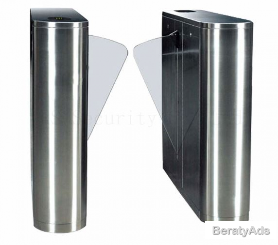 Retractable Flap Barrier Gate Turnstile BY HIPHEN SOLUTIONS