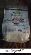Coconut poundo swallow (500g)