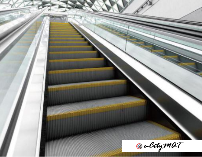 Electric Escalator Commercial Outdoor Indoor Use BY HIPHEN SOLUTIONS