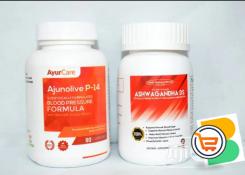 Ajunolive P-14(hbp Formula) + Ashwagandha DS (Call or Whatsapp - 08060812655)