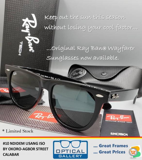Ray Ban Sunglasses in Calabar.