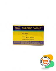 CHROMIC CATGUT 1 IN NIGERIA BY SCANTRIK MEDICAL SUPPLIES