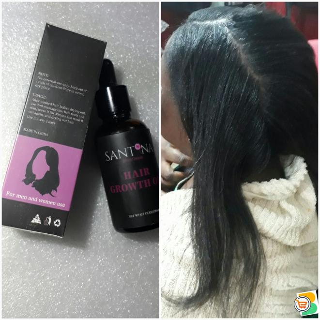 Santina Hair Growth Oil