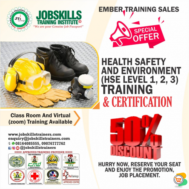 HEALTH SAFETY AND ENVIRONMENTAL TRAINING