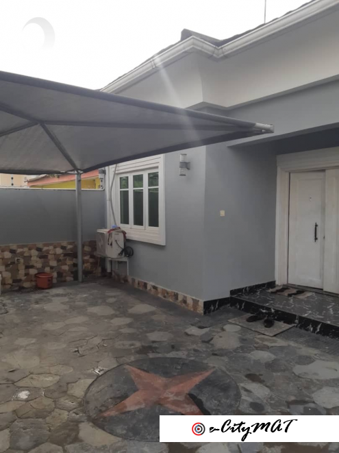 3 Bedroom Bungalow With CCTV in Ajah( 20FEB1)