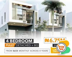 Bungalow & Apartments for Sale @ Lekki
