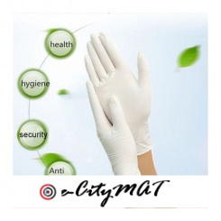 Disposable Hand Glove - Pack Of 50PCS