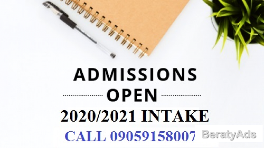 2020/2021 College of Health Technology, Zawan Admission Form Is Out 0905_915_8007 ND/HND FormTo