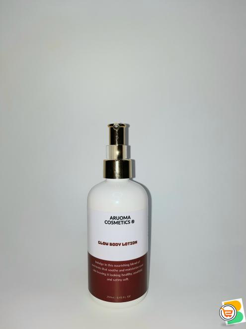 Aruoma Cosmetics Glow Body Lotion