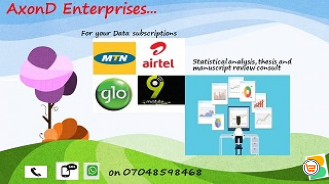 AxonD Enterprises