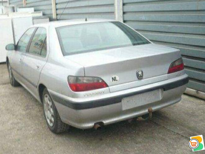 Direct tokunbo Peugeot 406 for sale