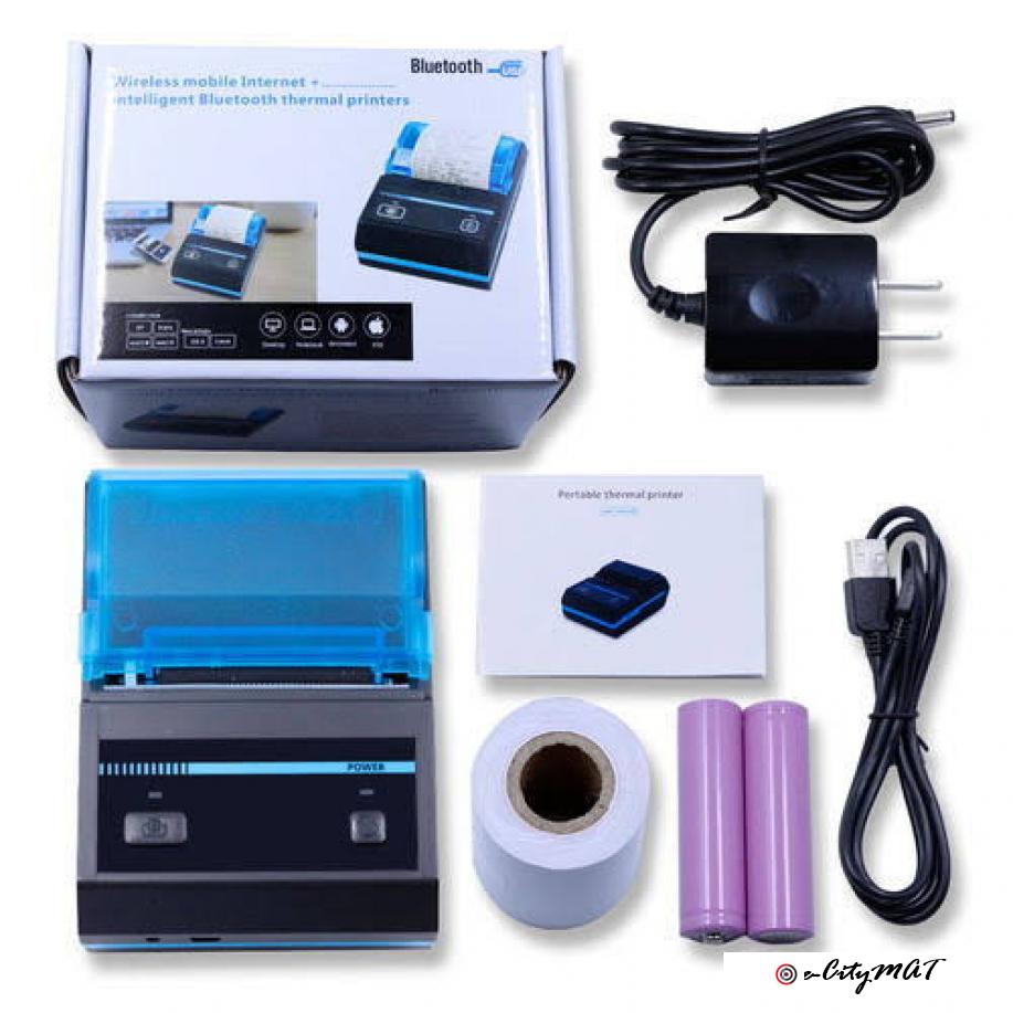 Bluetooth Printer/ Mobile Printer Mpt-ii
