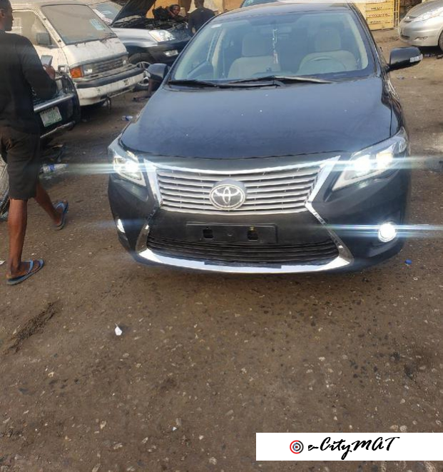Upgrade Your Toyota Camry 2008 To