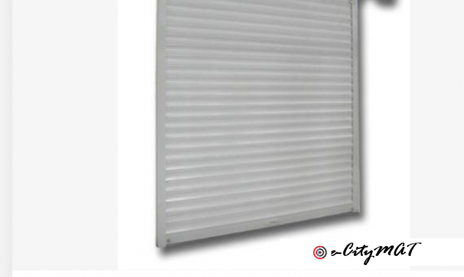 Automatic Rolling Shutter Garage Door BY HIPHEN SOLUTIONS