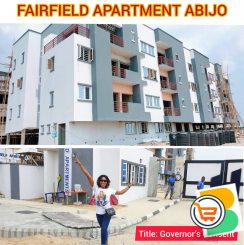 Buy Your Apartment at FAIRFIELD APARTMENT ABIJO And Enjoy Fantastic Benefits