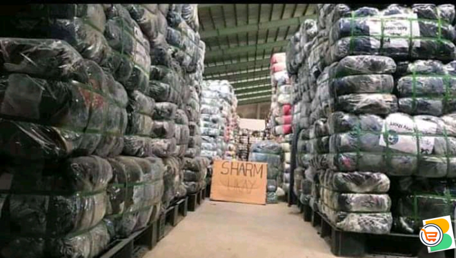 UK first grade bales of Clothes