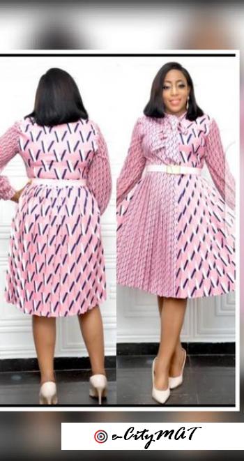 Trending Corporate Turkey Dress,42-50