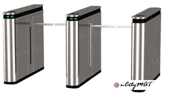 Optical Turnstiles Controlled Access BY HIPHEN SOLUTIONS