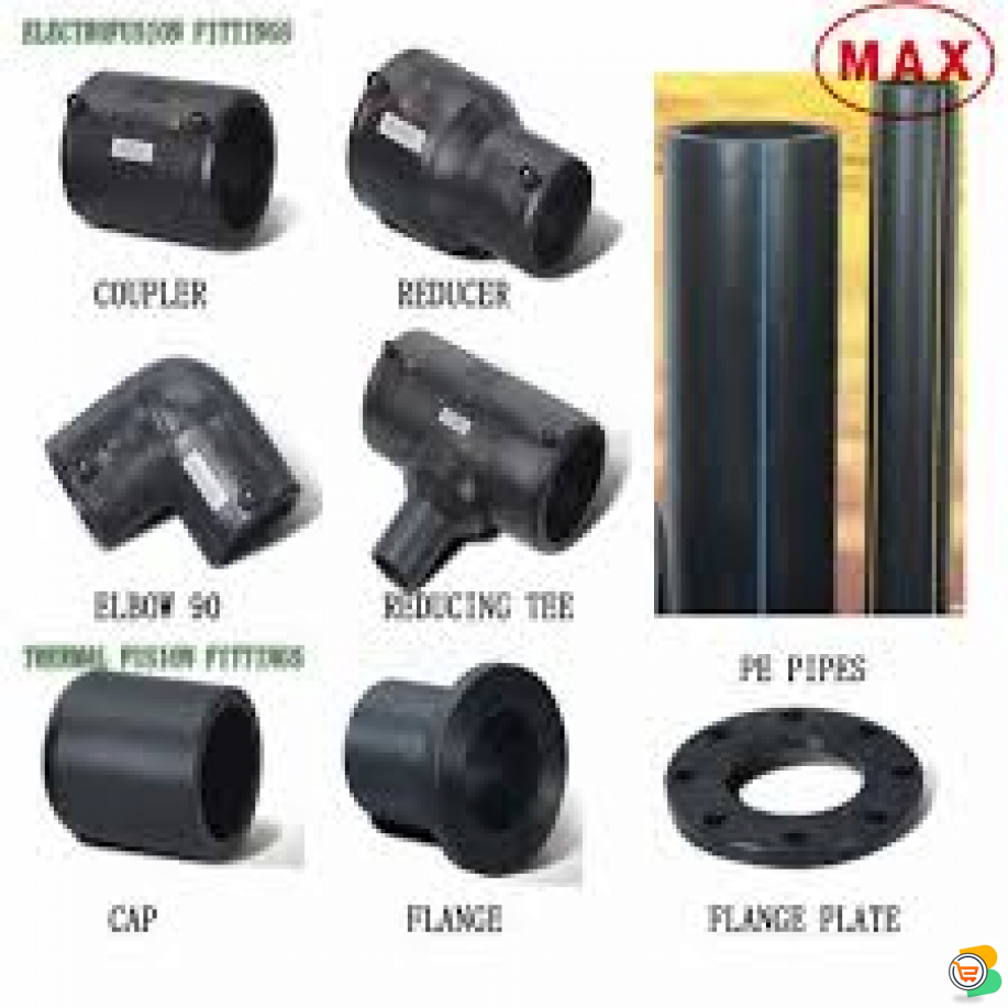 Nif HDPE PIPES,FITTINGS AND MACHINES