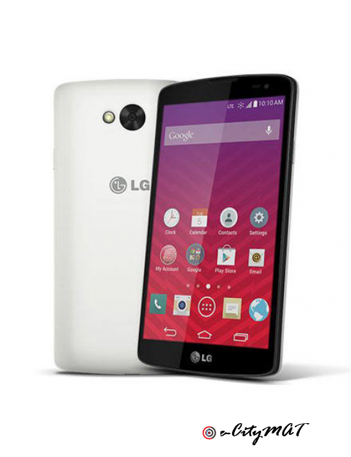 LG F60 16 GB White